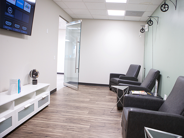 Infusion Suites